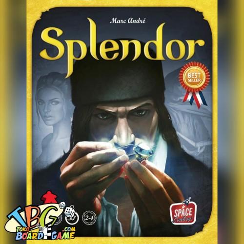 Foto Produk Splendor ( Original ) Board Game dari Toko Board Game