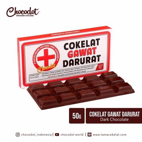 Foto Produk Cokelat Chocodot Mini Update Gawat Darurat dari Chocodot Official Shop