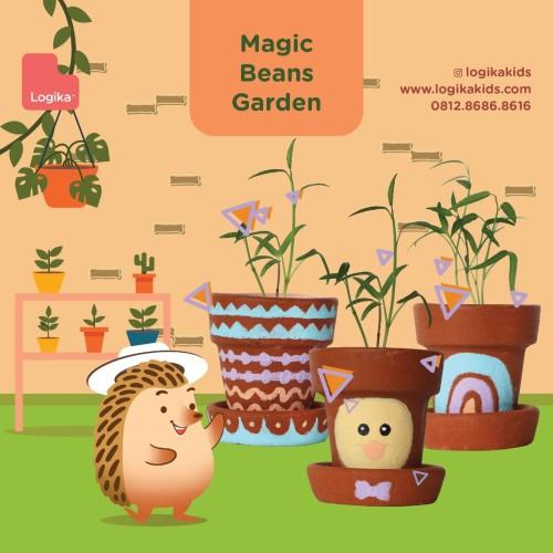 Foto Produk Mainan Edukasi Anak - Magic Beans Garden dari LogikaKids