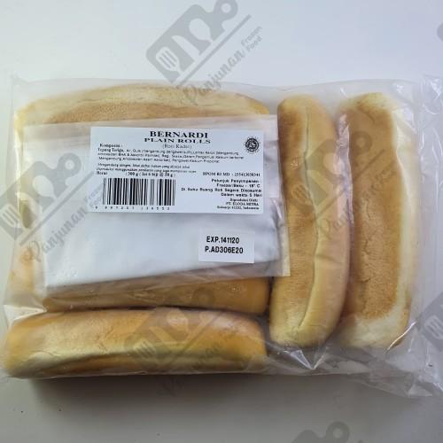 Foto Produk Roti Hotdog Bernardi 6pcs 50gr/pcs dari PANJUNAN FROZEN FOOD