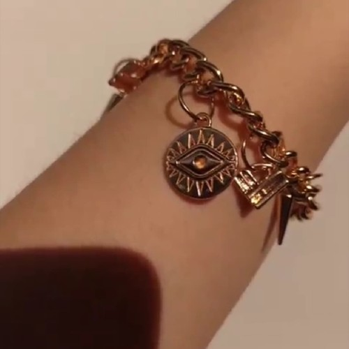 Jual Pandora Bracelet Gold Kota Surabaya Reveaccesories Tokopedia