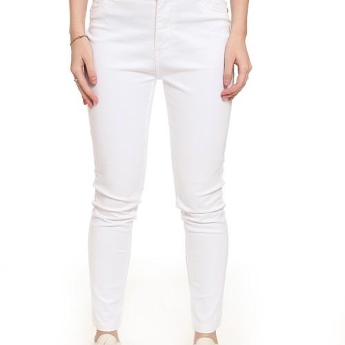 Foto Produk Colorbox Basic Highwaist Pants I-Lpdbsc500O407 Off White - Off White, 26 dari Colorbox Indonesia