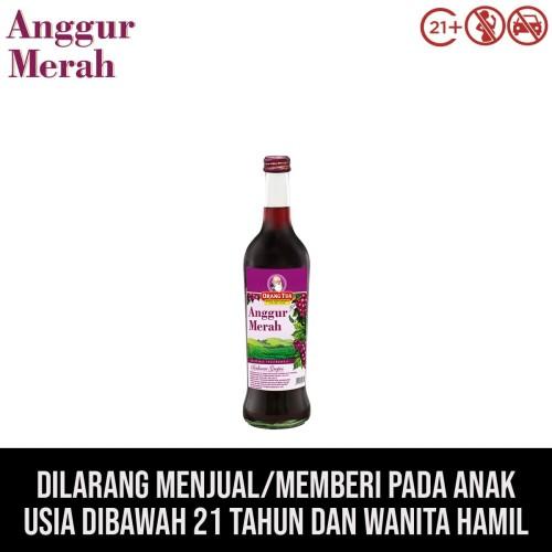 Foto Produk Orang Tua Anggur Merah 275mL dari kawan minum