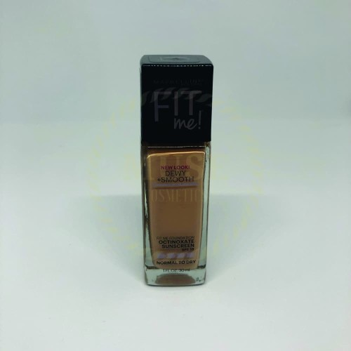 Foto Produk Maybelline Fit Me Foundation Dewy+smooth 30ml-125 Nude Beige dari Muse Cosmetics