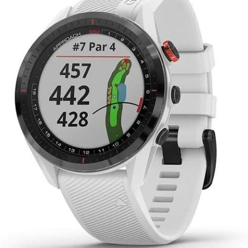 Foto Produk Garmin Approach S62 Golf Watch- Garansi TAM - Putih dari wonders.lens