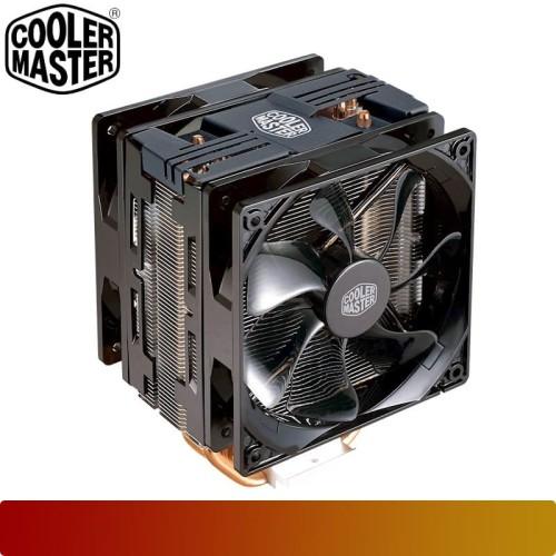 Foto Produk Cooler Master - Hyper 212 LED Turbo Black dari Nano Komputer