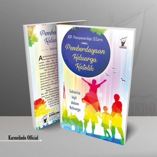 Foto Produk PEMBERDAYAAN KELUARGA KATOLIK - Sukacita Injil dalam Keluarga dari Karmelindo Official