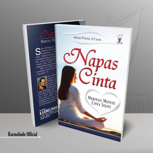 Foto Produk NAPAS CINTA - Meditasi Menuju Cinta Sejati dari Karmelindo Official