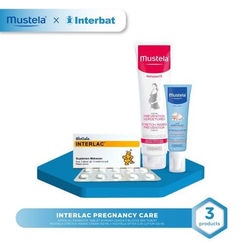 Foto Produk Interlac Pregnancy Care Lemon dari Interbat Consumer Health