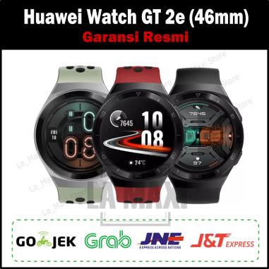 Foto Produk Huawei Watch GT 2e 46mm Huawei Smartwatch GT2e Garansi Resmi - Hijau dari La_Maxi Store