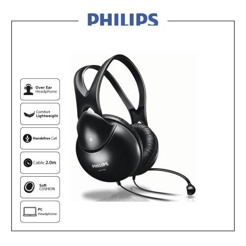 Foto Produk Philips Headphone SKYPE SHM 1900 dari Philips Audio Official