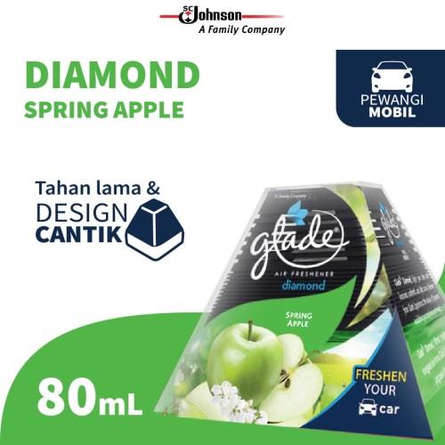 Foto Produk Glade Diamond Spring Apple 80mL dari SC Johnson & Son ID