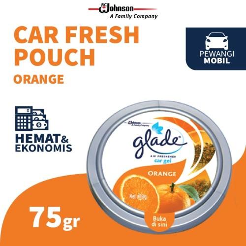Foto Produk Glade Car Gel Orange 75gr dari SC Johnson & Son ID