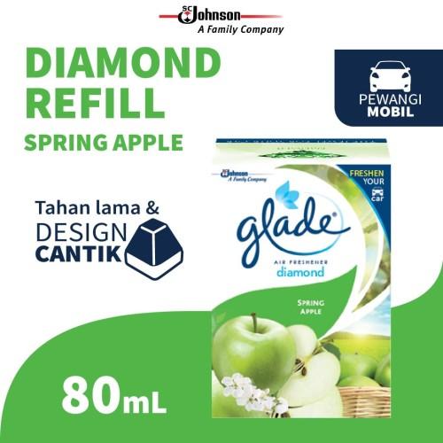Foto Produk Glade Diamond Spring Apple Refill 80ml dari SC Johnson & Son ID