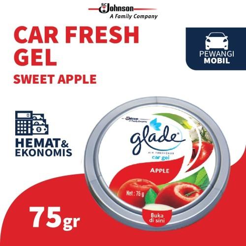 Foto Produk Glade Car Gel Apple 75gr dari SC Johnson & Son ID
