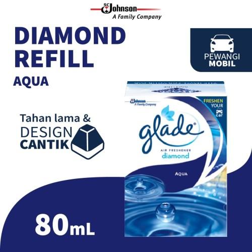 Foto Produk Glade Diamond Aqua Refill 80ml dari SC Johnson & Son ID
