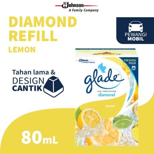 Foto Produk Glade Diamond Lemon Refill 80ml dari SC Johnson & Son ID