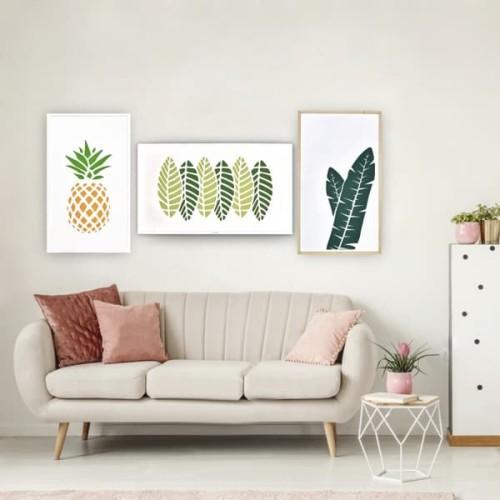 Foto Produk Hiasan Dinding Tropical Series dari malikawallart