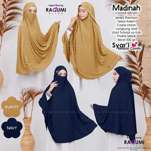 Jual Hijab Madinah Jilbab Cadar Syari Niqob Hijab Cadar Cantik Jakarta Barat Im3l Shop Tokopedia