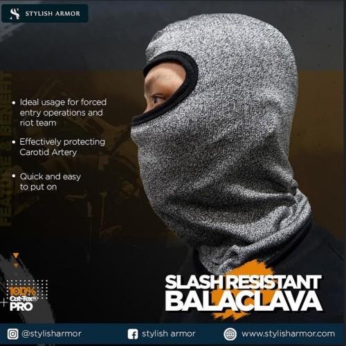 Foto Produk Stylish Armor Balaclava , Masker Sarung kepala , Pelindung Kepala - Abu-abu, S dari STYLISH ARMOR