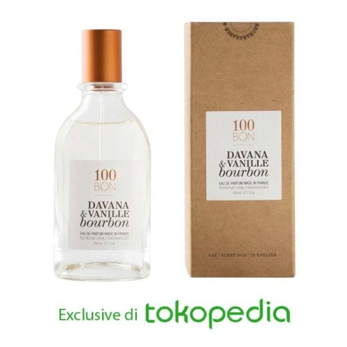 Foto Produk 100BON Davana & Vanille Bourbon EDP 50ml dari PP Parfum