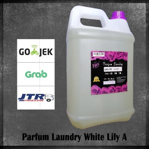 Foto Produk Parfum Laundry Forti Grade A 5 Liter / 5Liter dari Toko Sabun Yuka