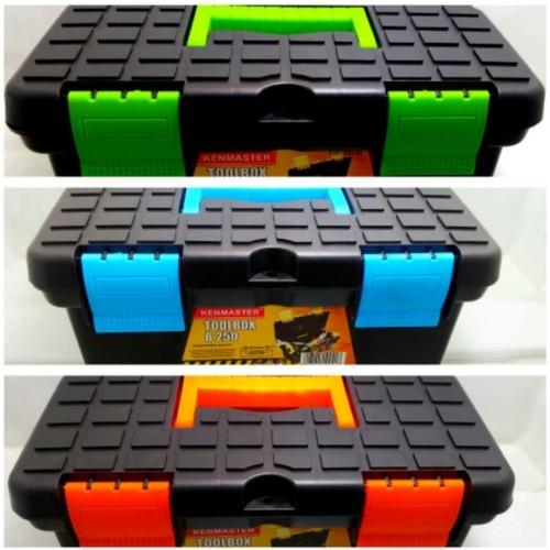 Foto Produk Tool Box / Kenmaster Mini Tool Box / Box Serbaguna B250 dari GoldStars