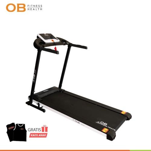 Foto Produk OB-1061 New Electric Treadmill For Home Use GERATIS KAOS ANAK dari OB FIT
