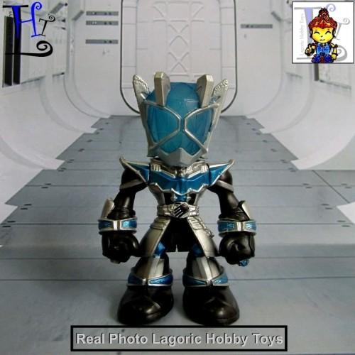 Foto Produk CT Kamen Rider Chibi Kamen Rider Wizard Infinity Bandai dari Lagoric Hobby Toys