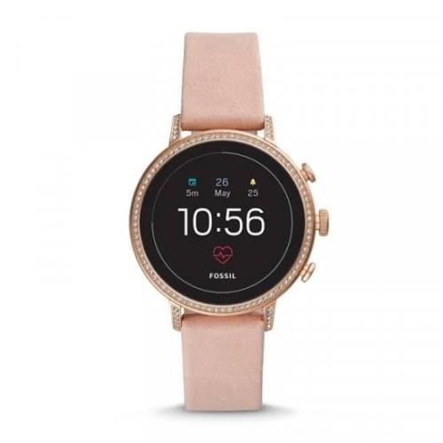 Foto Produk Smart Watch Fossil Ftw6015 Gen 4 HR Blush Leather dari ferliarj16
