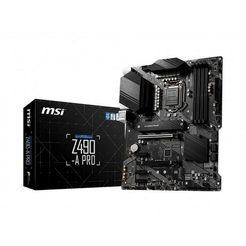 Foto Produk MSI Z490-A PRO Z490A dari silicon ONE Computer