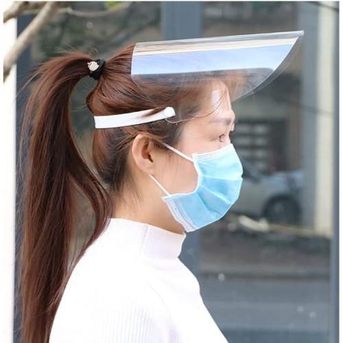 Foto Produk Face Shield Dewasa Pelindung Wajah Anti Corona Bisa Buka Tutup Grd A dari YOMZ Rider