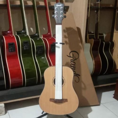 Foto Produk Gitar Akustik Grande 3/4 tipe GW125NA original dari Travertine music