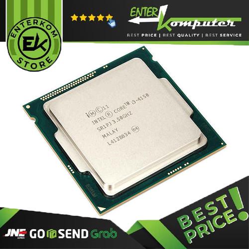 Foto Produk Intel Core i3-4150 3.5Ghz - Cache 3MB [Tray] Socket LGA 1150 - Haswell dari Enter Komputer Official