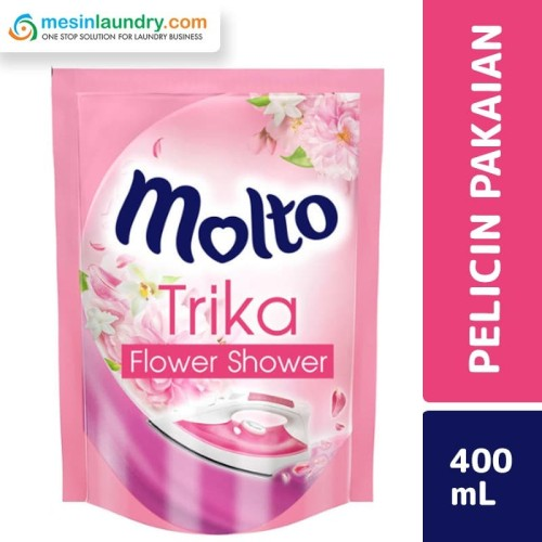 Foto Produk Molto Trika Flower Shower Pink 400 mL dari Mesinlaundry