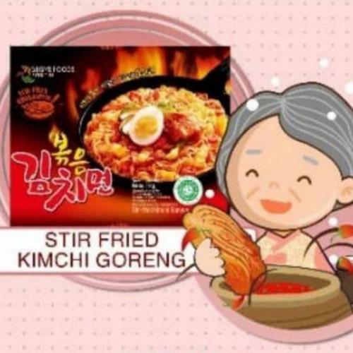 Foto Produk SEGYE MIE INSTAN KOREA (PCS) - Merah dari FamiliaJunio