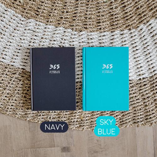 Foto Produk Everyday 365 Planner - Sky Blue dari Pinkabulous
