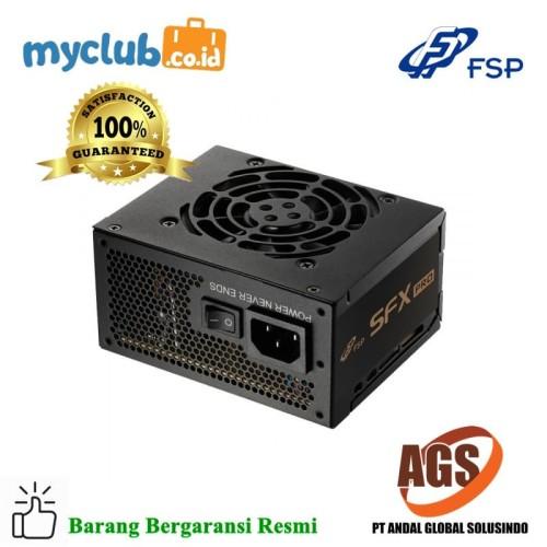 Foto Produk FSP Power Supply SFX PRO 350W 80+ Bronze dari Myclub