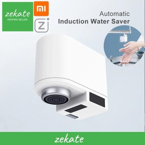 Foto Produk Xiaomi ZAJIA Smart Sensor Faucets Infrared Sensor Automatic Water Save dari zekate