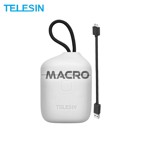 Foto Produk ALLIN BOX TELESIN Dual Charger For Baterai Sony NP-FW50 dari MACRO