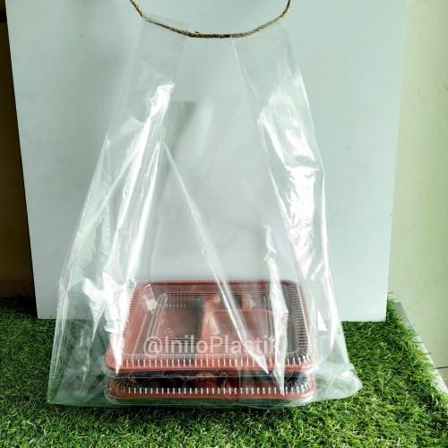 Foto Produk Plastik Kantong Oxium Eco Friendly GoGreen Ramah Lingkungan 35-Premium dari Inilo Plastik