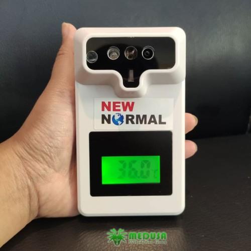 Foto Produk Thermometer Stand Alone Human Thermo Detector ES-T05 GARANSI 6 BULAN dari Priority CCTV