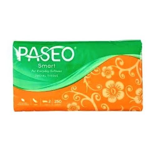 Foto Produk TISU WAJAH PASEO SMART 2 PLY ISI 250 SOFT LEMBUT FACIAL TISSUE dari PROMAXSTORE