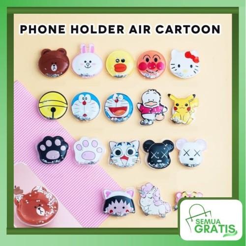 Foto Produk Semua Gratis - Pop Socket QuickStand Gliter Desain Kartun Cute - Batman dari Semua Gratis
