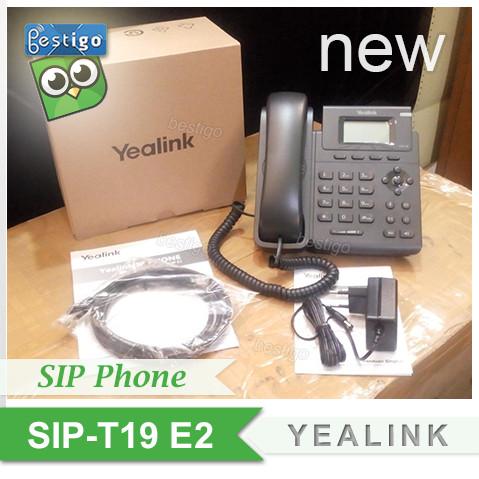 Foto Produk Yealink SIP-T19 E2 SIP Phone dari BESTIGO PABX TELEPON