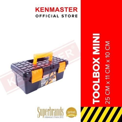 Foto Produk Kenmaster Tool Box Mini B250 dari Kenmaster Official