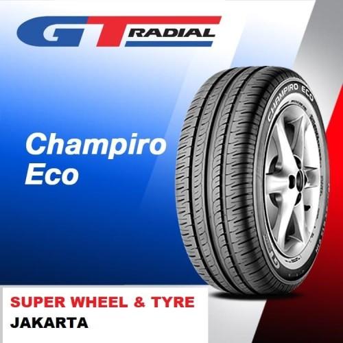 Foto Produk Ban mobil GT Radial Champiro Eco 165/80r13 Tubeless 165 / 80 R13 dari SuperWheel