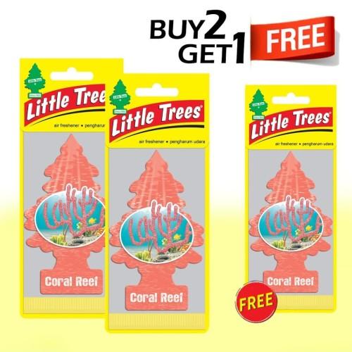 Foto Produk Buy 2 Get 1 FREE Little Trees Coral Reef dari LITTLE TREES INDONESIA