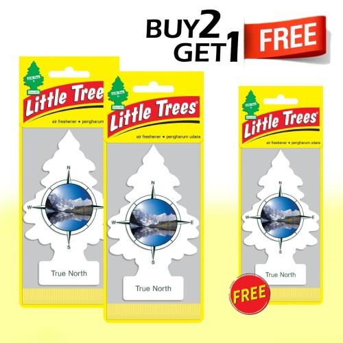 Foto Produk Buy 2 Get 1 FREE Little Trees True North dari LITTLE TREES INDONESIA