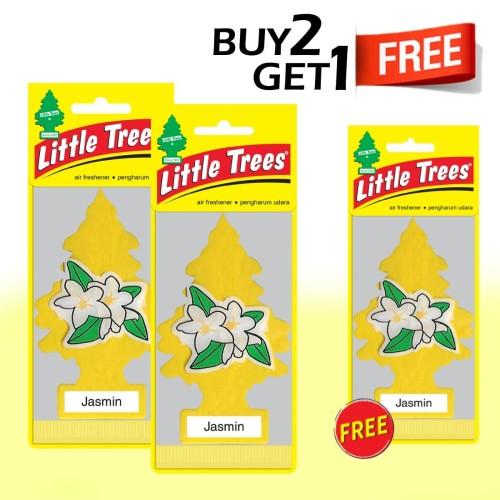 Foto Produk Buy 2 Get 1 FREE Little Trees Jasmine dari LITTLE TREES INDONESIA